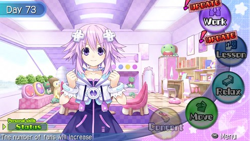 Hyperdimension Neptunia: Producing Perfection Review - PS
