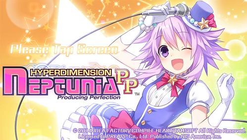 Hyperdimension Neptunia: Producing Perfection voor